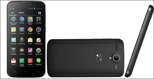 Micromax Power with mammoth 4000mAh battery