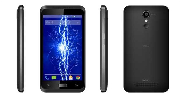 Desi Vendor Lava's Iris Fuel 10 is not behind with its 3000mAh battery
