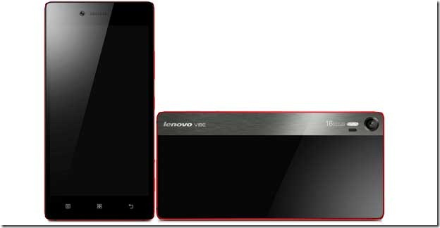 Lenovo to launch camera-focused smart phone 'Vibe Shot' in India