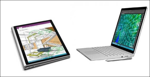 Microsoft launches its first-ever laptop 'Surface Book'
