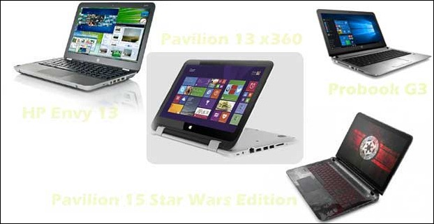 HP's new computing devices