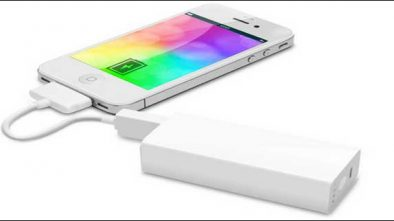Powerbanks have an inbuilt battery which stores energy