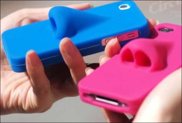 You can get a better signal by removing your cell phone case before making a call
