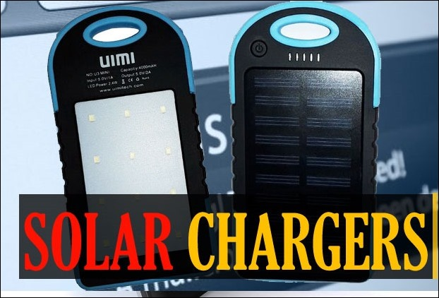 Solar / Electricity Chargeable Power Bank launched in India for Rs 599